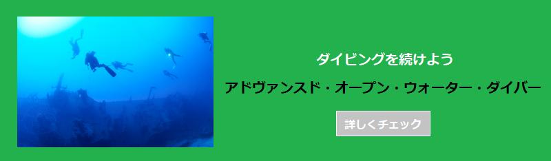 沖縄 アドバンス講習