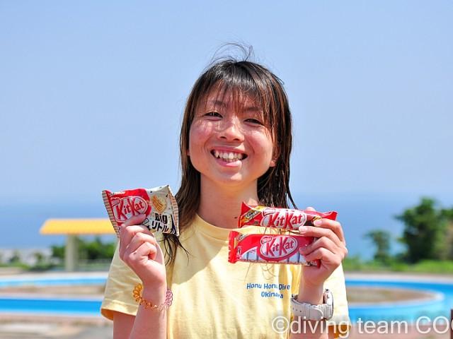 沖縄 PADIインストラクター COOL第2期生
