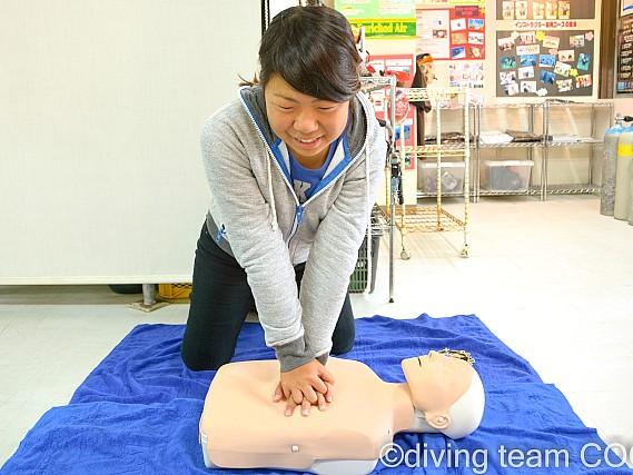 沖縄EFR講習