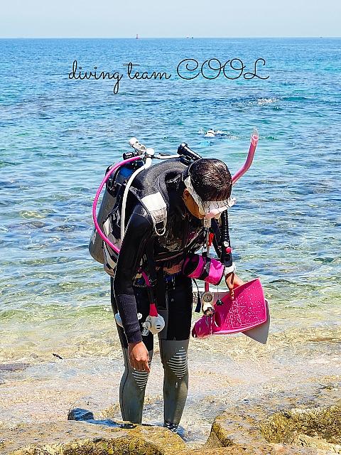 沖縄ダイビング インストラクター候補生