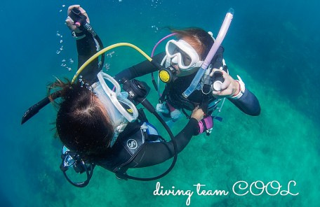 沖縄ダイビング インストラクター開発コース
