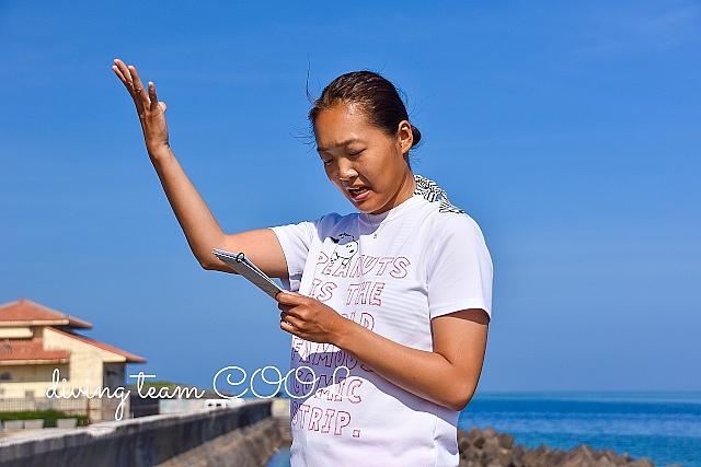 沖縄ダイビング インストラクターコース