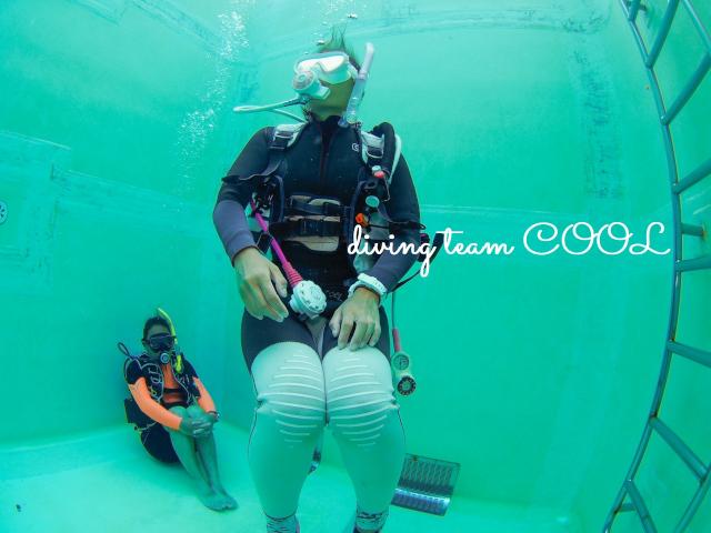 沖縄ダイビングインストラクター講習