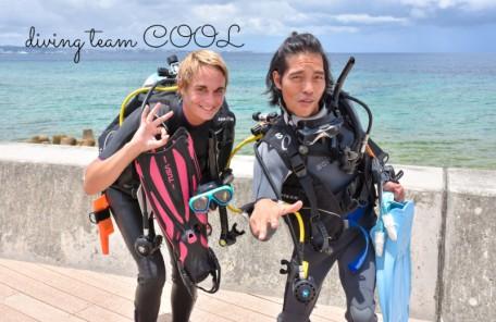 沖縄ダイビングインストラクターコース