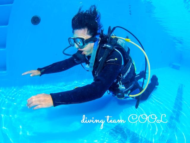 沖縄 ダイビングライセンス講習