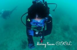 沖縄 アドヴァンド・オープン・ウォーター・ダイバー講習