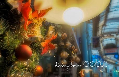沖縄クリスマス飾り付け