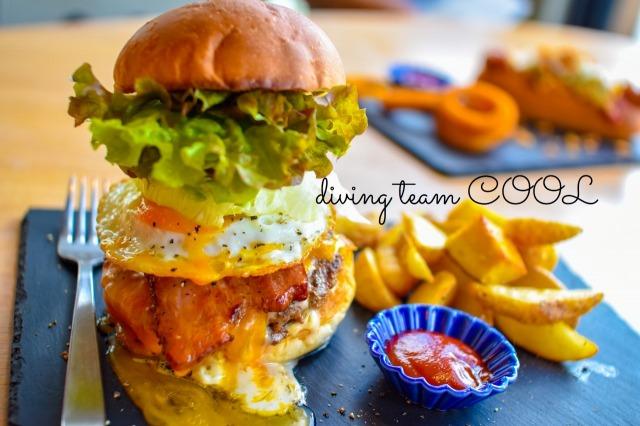 沖縄ハンバーガー