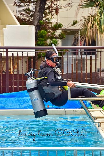 沖縄インストラクター取得