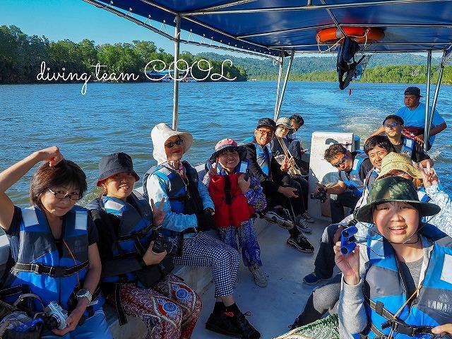 マレーシア ラヤンラヤン島ツアー