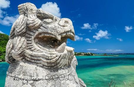 沖縄写真 シーサー