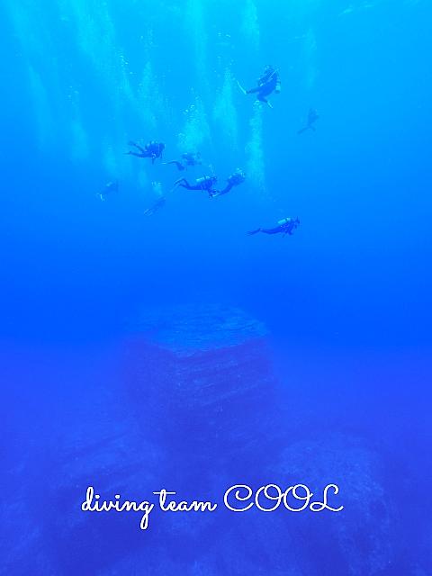 沖縄 与那国ダイビング