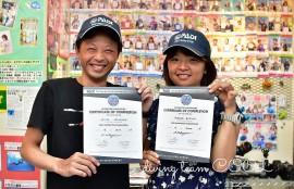 沖縄ダイビングインストラクター試験