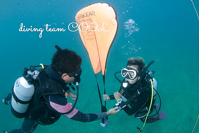 沖縄ダイビング PADIインストラクター