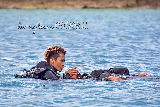 沖縄ダイビング レスキュー評価