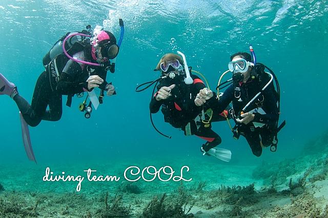 沖縄ダイビングPADIインストラクター開発コース