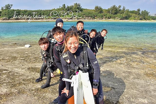 沖縄 PADI インストラクター開発コース