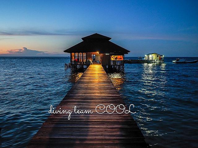 インドネシア デラワン島