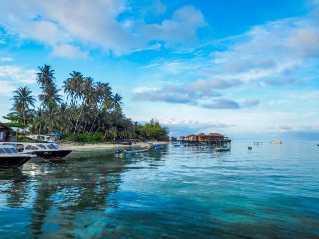 デラワン島ツアー
