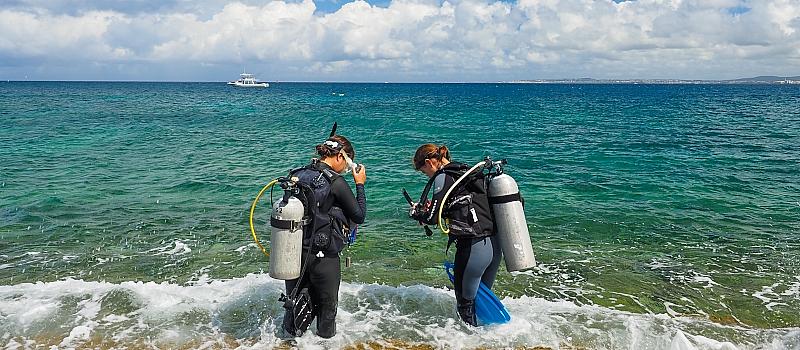 沖縄ダイビング ライセンス講習