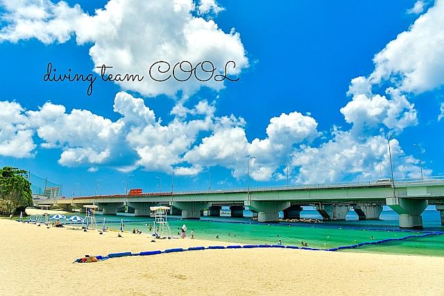 沖縄 波の上ビーチ