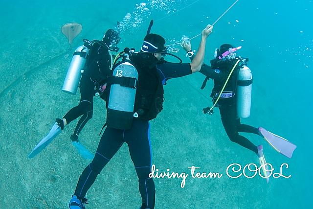 沖縄海洋実習のプレゼンテーション