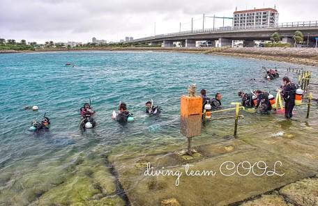 沖縄PADIインストラクター開発コース(IDC)