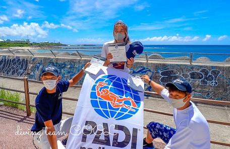 #沖縄PADIインストラクター