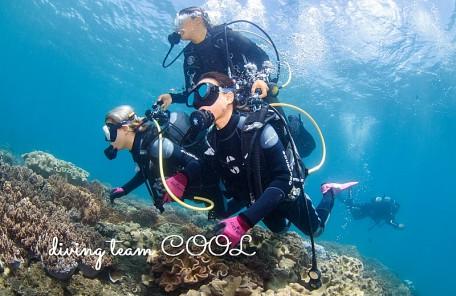 #沖縄体験ダイビング